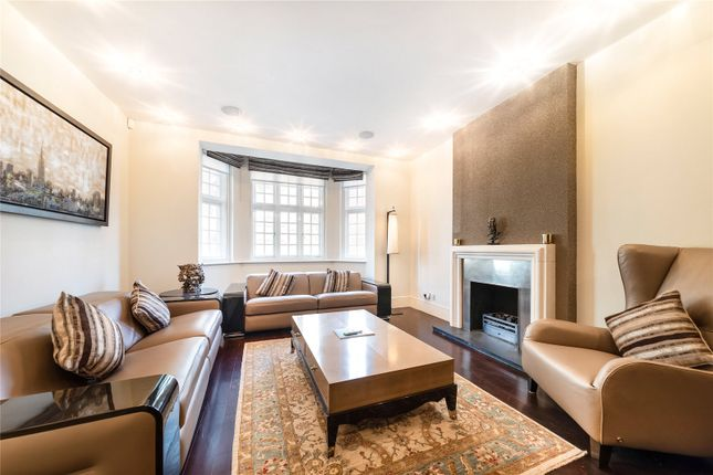 Thumbnail Property to rent in Seymour Place, Marylebone, London