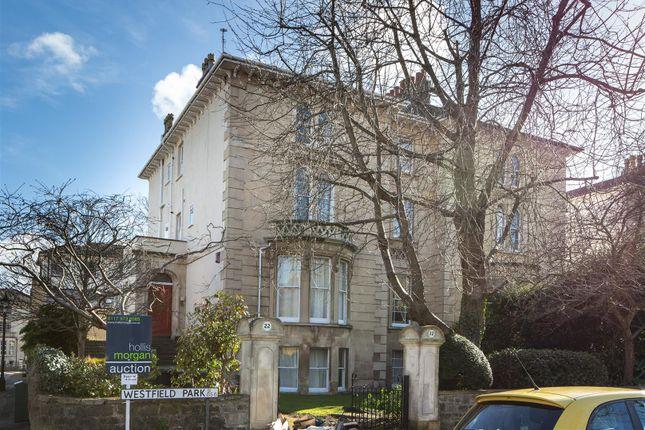 Thumbnail Semi-detached house for sale in Westfield Park, Redland, Bristol