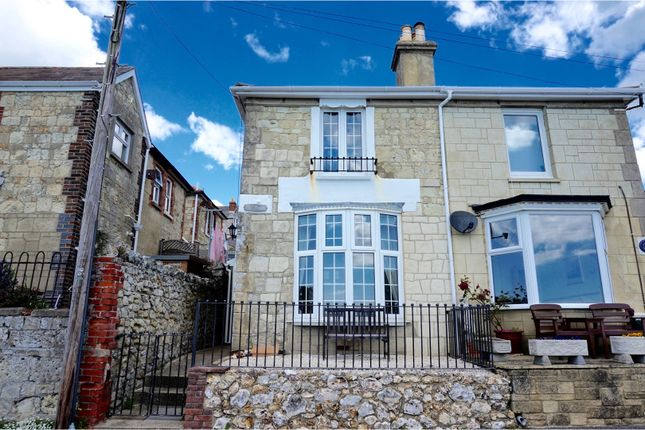 3 bed semi-detached house for sale in Beaconsfield Road, Ventnor