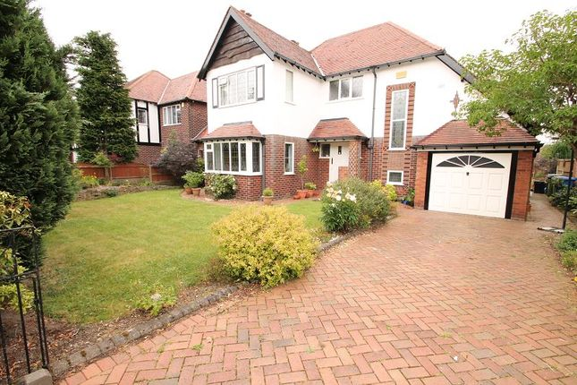 Thumbnail Detached house to rent in Thornway, Bramhall, Stockport