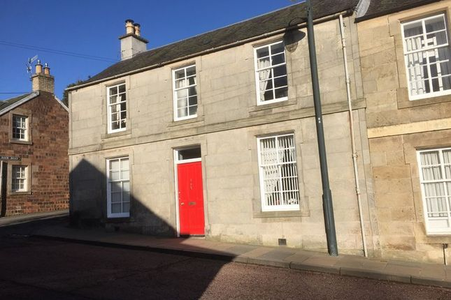 Thumbnail Terraced house to rent in Kirkstyle, Biggar