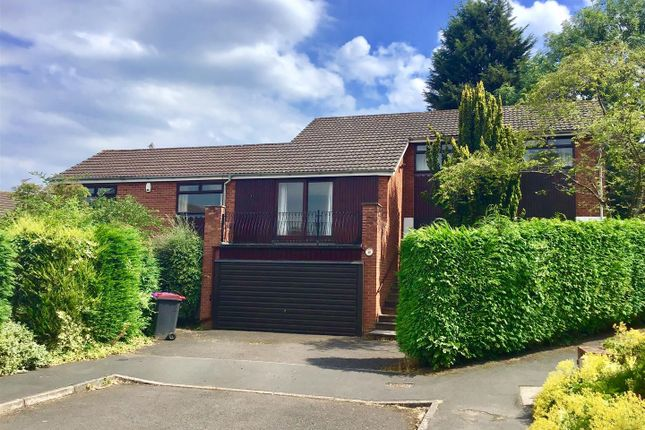 Thumbnail Detached house for sale in Pendil Close, Wellington, Telford