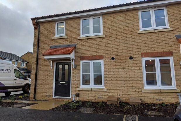 Thumbnail Semi-detached house to rent in Crossbill Close, Guisborough