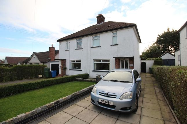 Thumbnail Semi-detached house for sale in Donaghadee Road, Bangor