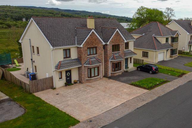 Semi-detached house for sale in 28 An Bonnan Bui, Blacklion