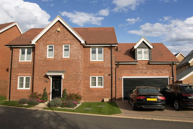 Thumbnail Detached house for sale in Beeley Street, Aylesbury