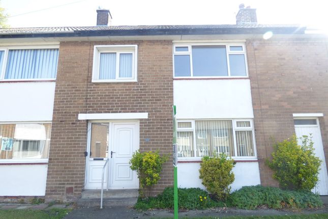 Thumbnail Terraced house to rent in Nidderdale Close, Blyth