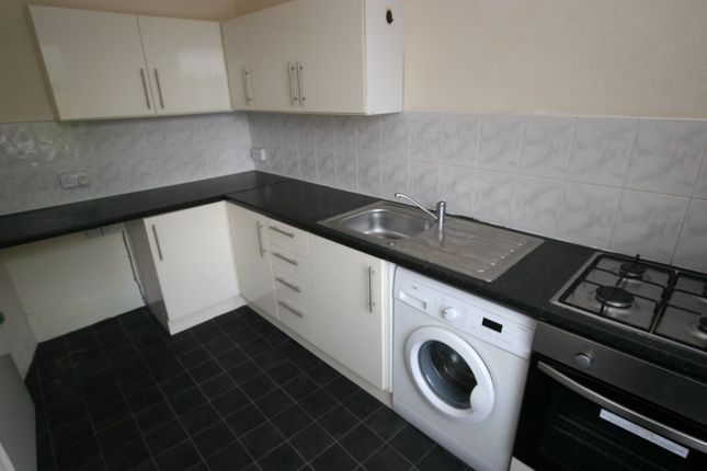 Thumbnail Flat to rent in Ashby Road, Loughborough