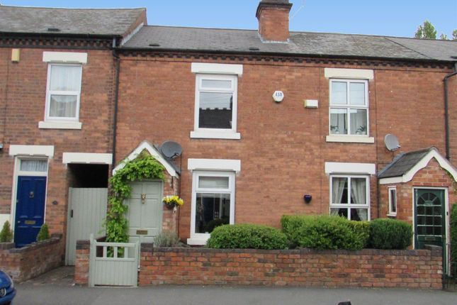 2 bed terraced house to rent in Highbridge Road, Sutton Coldfield, West Midlands B73