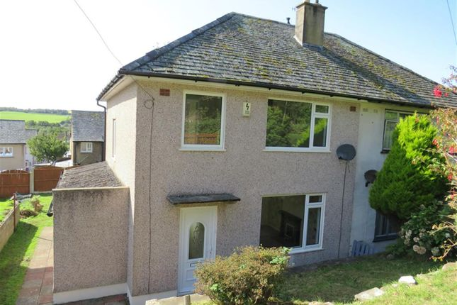 Thumbnail Semi-detached house for sale in Kirkstone Road, Whitehaven, Cumbria
