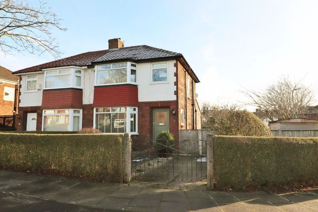 Thumbnail Semi-detached house to rent in Knowe Park Avenue, Stanwix, Carlisle