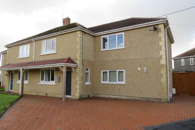 Thumbnail Semi-detached house to rent in Heol Vaughan, Burry Port