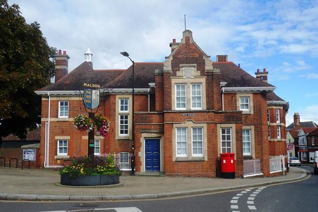 Thumbnail Office for sale in West Square, Maldon, Essex