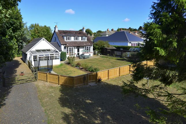 Thumbnail Equestrian property for sale in Church Hill, Shepherdswell, Dover