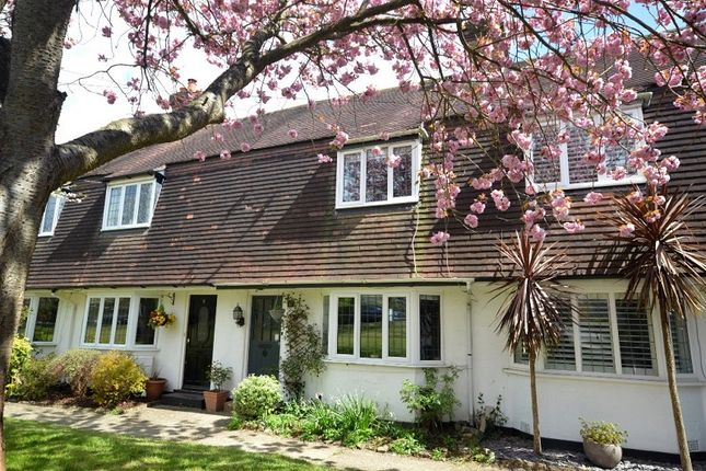 2 bed terraced house for sale in Barn Close, Epsom, Surrey. KT18
