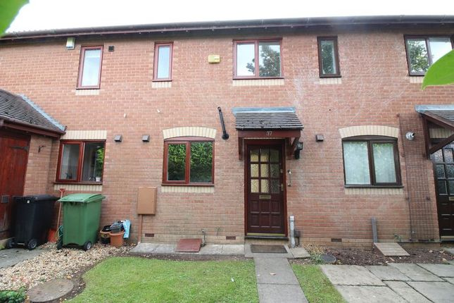 Thumbnail Terraced house for sale in Laburnum Road, Kingswinford