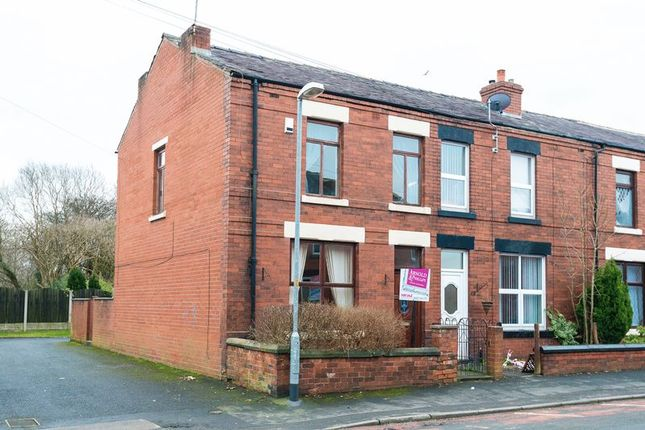 Thumbnail End terrace house for sale in Mill Lane, Coppull, Chorley