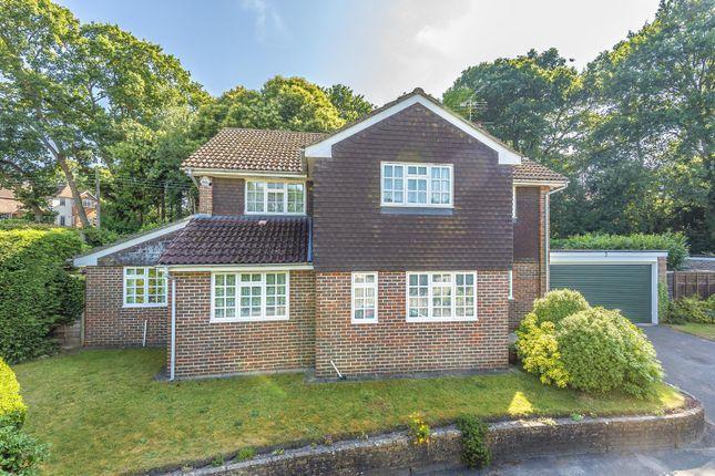 Thumbnail Detached house for sale in Brow Close, Storrington, Pulborough