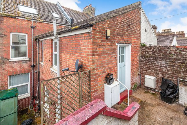 Thumbnail Terraced house for sale in Cornfield Terrace, St. Leonards-On-Sea