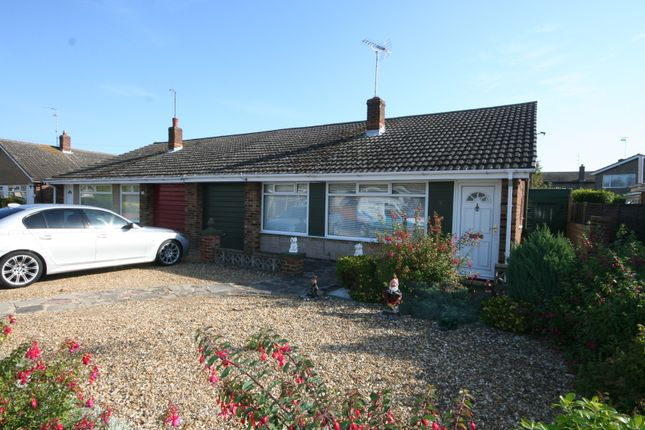 Thumbnail Bungalow to rent in Belgrave Road, Spalding