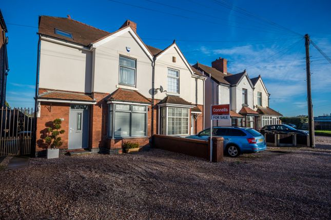 Thumbnail Semi-detached house for sale in Watling Street, Brownhills, Walsall