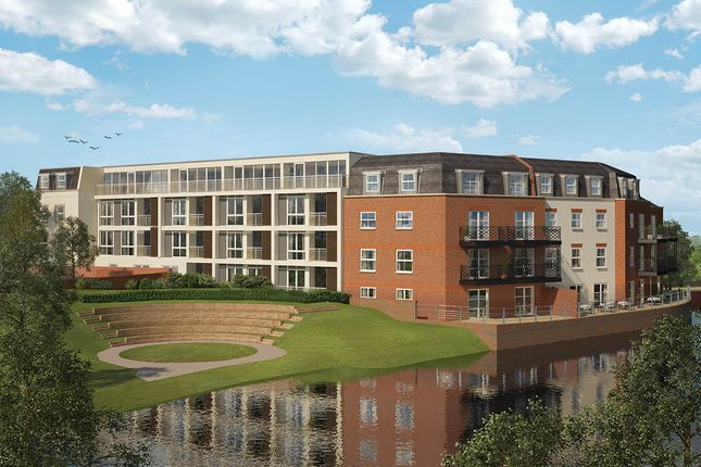 Thumbnail Flat for sale in Chapel Wharf, Chapel Arches, High Street, Maidenhead
