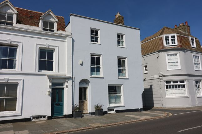 Thumbnail End terrace house to rent in Beach Street, Deal