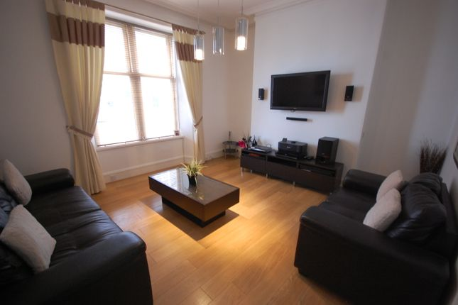Thumbnail Flat to rent in Great Western Road, Ground Floor Left, Aberdeen