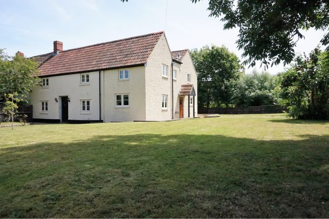 Thumbnail Semi-detached house for sale in Stoke St Gregory, Taunton
