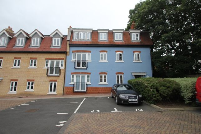 Thumbnail Flat for sale in Rochefort House, Roche Close, Rochford