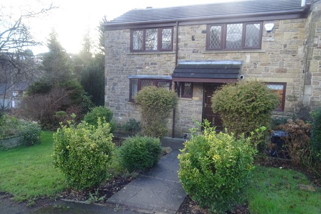 Thumbnail Semi-detached house to rent in Brookside, Wakefield Road, Denby Dale