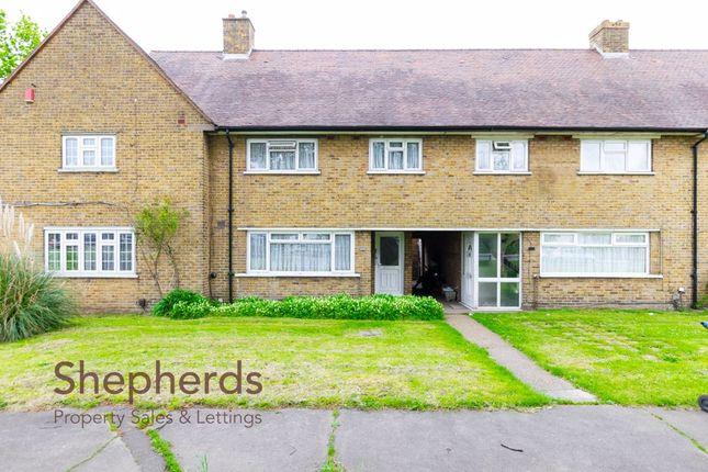 Thumbnail Terraced house for sale in Bullsmoor Lane, Enfield, Greater London