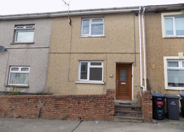 Thumbnail Terraced house to rent in Beaufort Rise, Beaufort, Ebbw Vale.