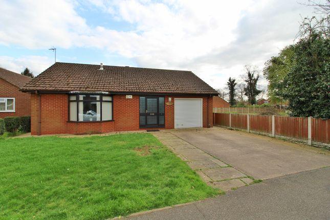 Thumbnail Detached bungalow for sale in Mill Lane, Morton, Gainsborough