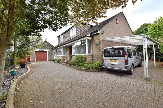 Thumbnail Detached bungalow for sale in Nursery Lane, Stockton Brook