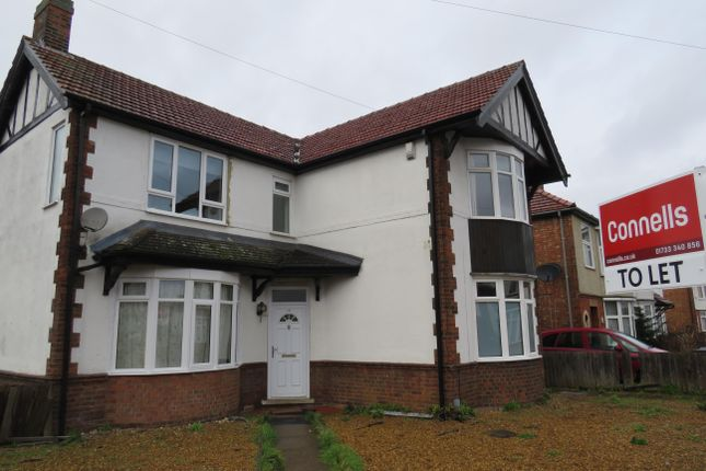 Thumbnail Property to rent in Silverwood Road, Peterborough