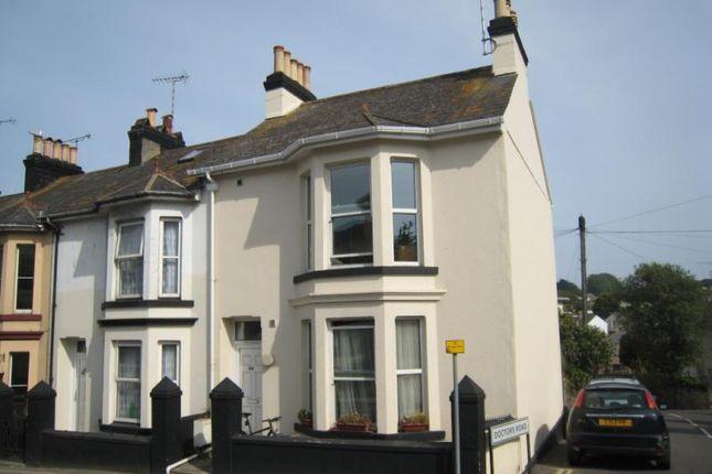 Thumbnail Flat to rent in Burton Street, Brixham, Devon