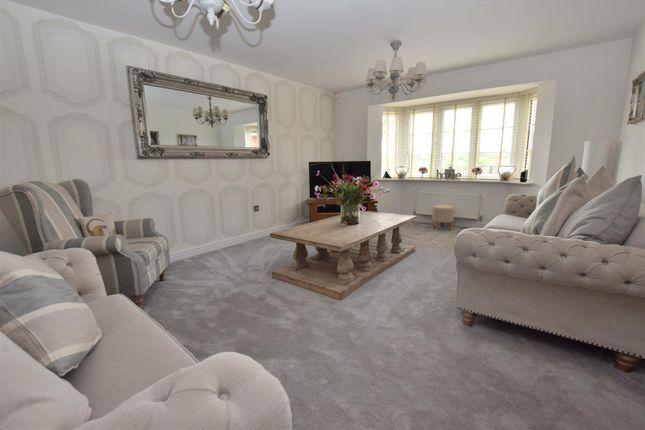 Stylish Lounge of Memorial Road, Allestree, Derby DE22