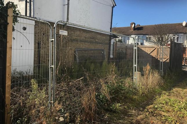 Thumbnail Land for sale in Edgehill Road, Mitcham