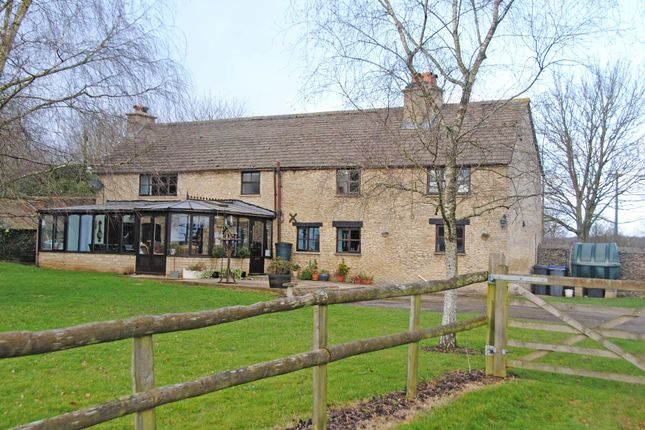 Thumbnail Detached house for sale in Knockdown, Tetbury