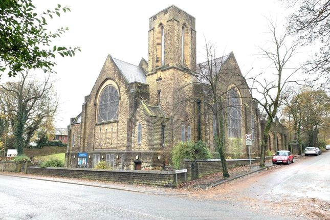 Thumbnail Commercial property for sale in Former Hollins Grove, Congregational Church, Hawkshaw Avenue