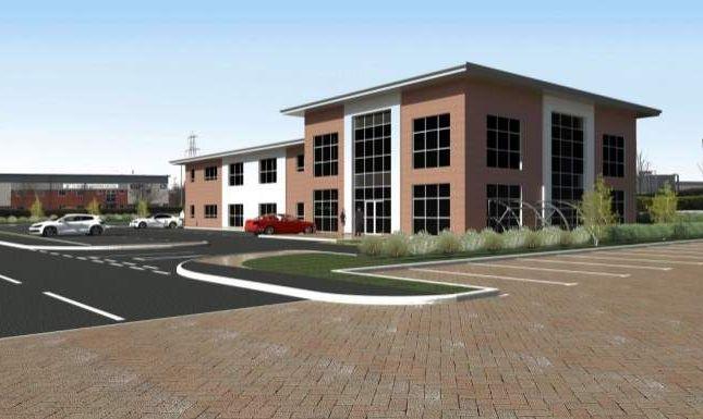 Thumbnail Office for sale in Warke Flatt, Willow Farm Business Park, Castle Donington, Derby