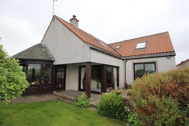 Thumbnail Detached house for sale in Hillhead House, 2A Hillhead Lane, Lundin Links, Fife
