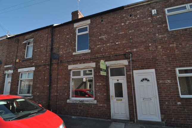 Thumbnail Terraced house to rent in North Terrace, Willington