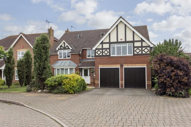 Thumbnail Detached house for sale in Imogen Gardens, Heathcote, Warwick