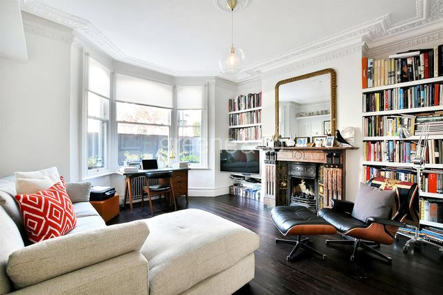 Thumbnail End terrace house to rent in Berens Road, Kensal Green, London