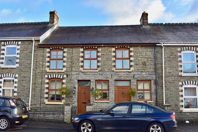 Thumbnail Terraced house for sale in Cwmamman Road, Glanamman, Ammanford
