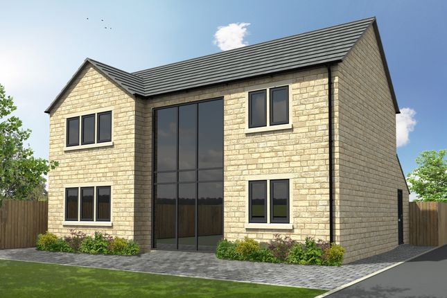 Thumbnail Detached house for sale in Doncaster Road, Thrybergh, Rotherham, South Yorkshire