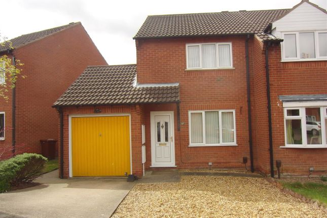 Thumbnail Semi-detached house to rent in Burr Tree Garth, Leeds