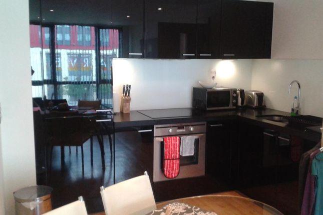 Thumbnail Flat to rent in Sirius, Navigation Street, Birmingham